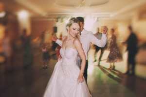 Wedding Dance - Bride and groom
