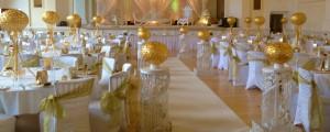 Gold Wedding - London Asian Wedding Halls