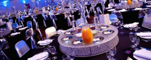 Essex wedding venues - table decorations