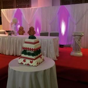 Wedding Cake hire
