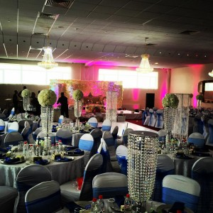 Wedding hall near me London