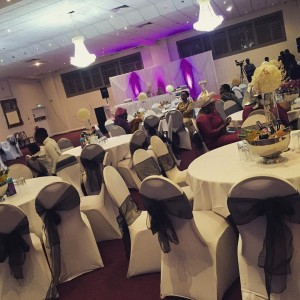 Wedding hall in Essex