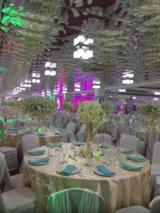 Asian wedding decoration - Grove Banqueting Romford