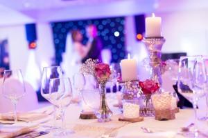 Wedding Venue Hire - Wedding tables