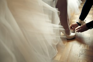 Banquet hall - Bride Wedding Dress